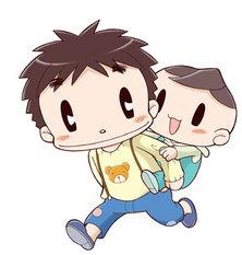 石田先生のサイト「ぽんつく堂」より『ぼうえいにっき』。クリックで路みちる先生のサイトにジャンプします